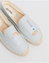Soludos - Agave Smoking Slippers