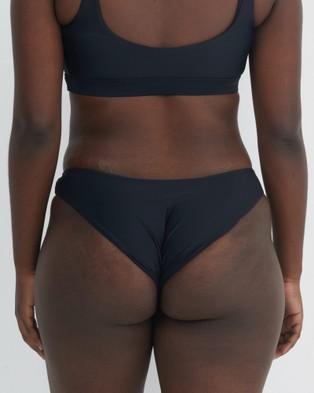 Infamous Swim Radar Bottoms - Bikini Bottoms (Black)