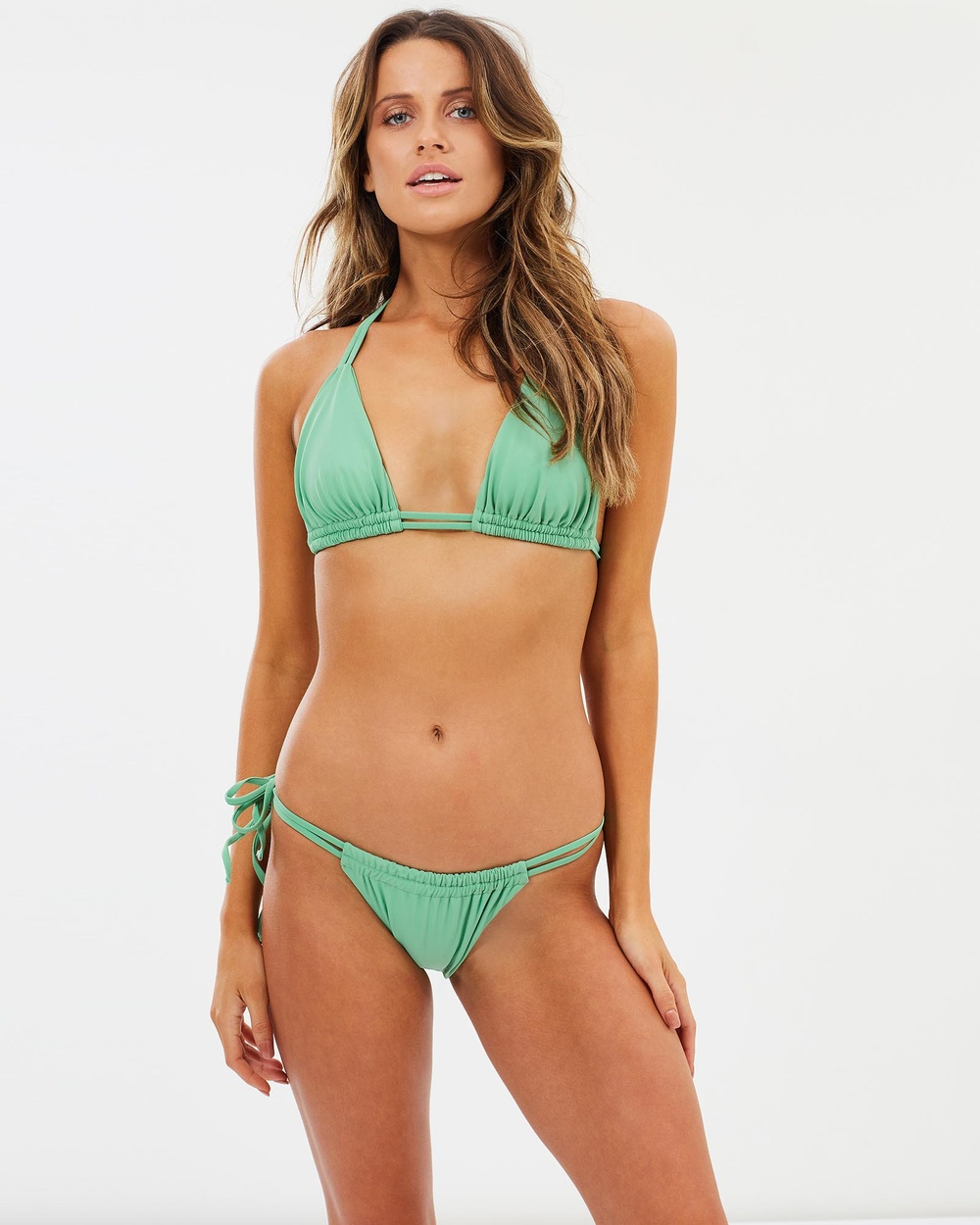 Tanliines The Radical Briefs Bikini Bottoms Mint The Radical Briefs