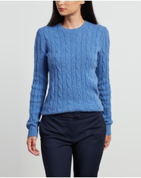 Polo Ralph Lauren - Julianna Classic Long Sleeve Sweater