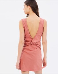 Nude Lucy - Brinkley Knot Back Dress