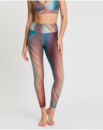 Liquido Active - High-Rise Leggings