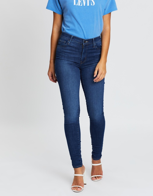 Levi's - 720 High-Rise Super Skinny Jeans