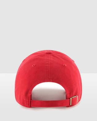 47 - Classic Red '47 CLEAN UP - Headwear (red) Classic Red '47 CLEAN UP