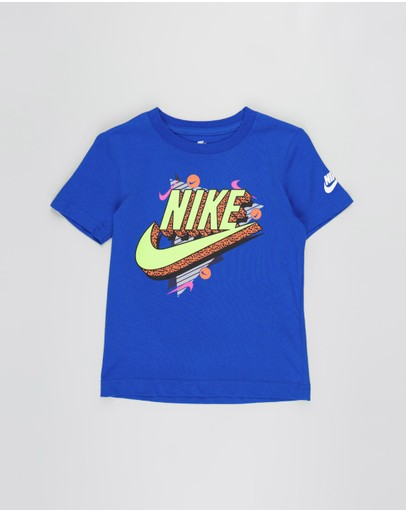 Nike - 90s Beach Party SS Tee - Kids