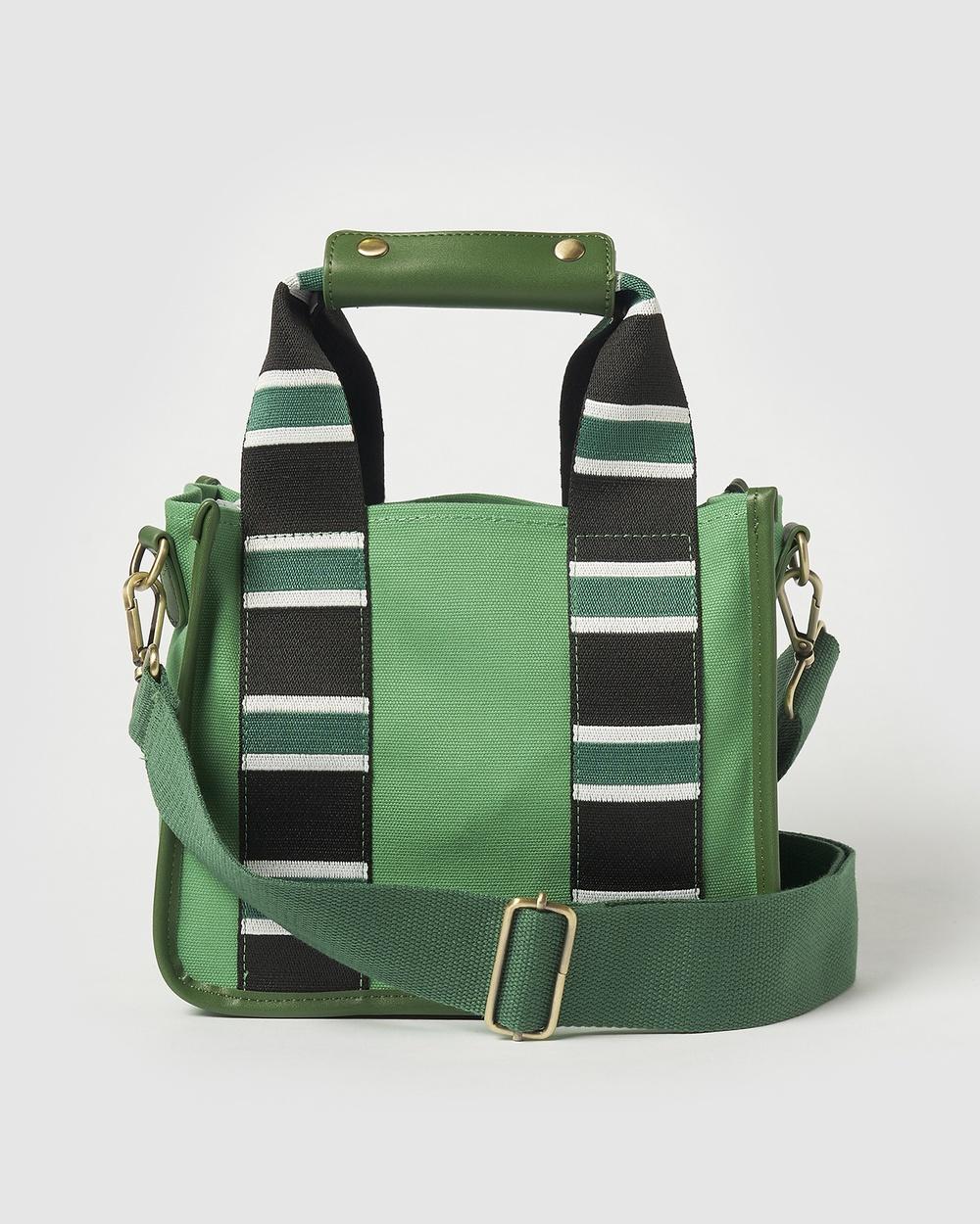 Urban Originals Oasis Crossbody Bags Green