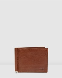 Aquila - Zion Money Clip Wallet
