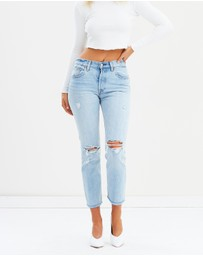 Levi's - 501® Cropped Jeans