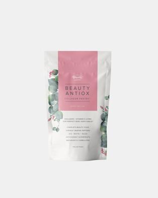 Morlife Beauty Collagen Antiox Berry Deluxe Superfoods Pink