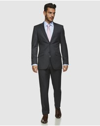 Kelly Country - Kelly Country PHG Pure Wool Charcoal Suit Set