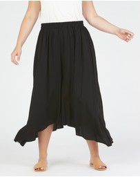 Advocado Plus - Dipped Culottes