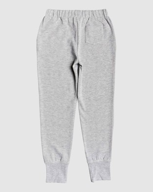 Roxy Girls 4 14 Keeping Me B Track Pant - Track Pants (Heritage Heather)