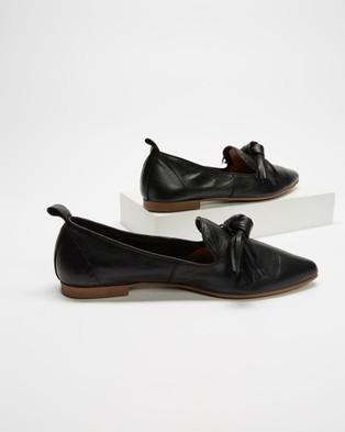 Bueno - Bestie Ballet Flats (Black)