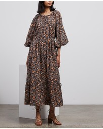 Bec + Bridge - Janice Cotton Maxi Dress