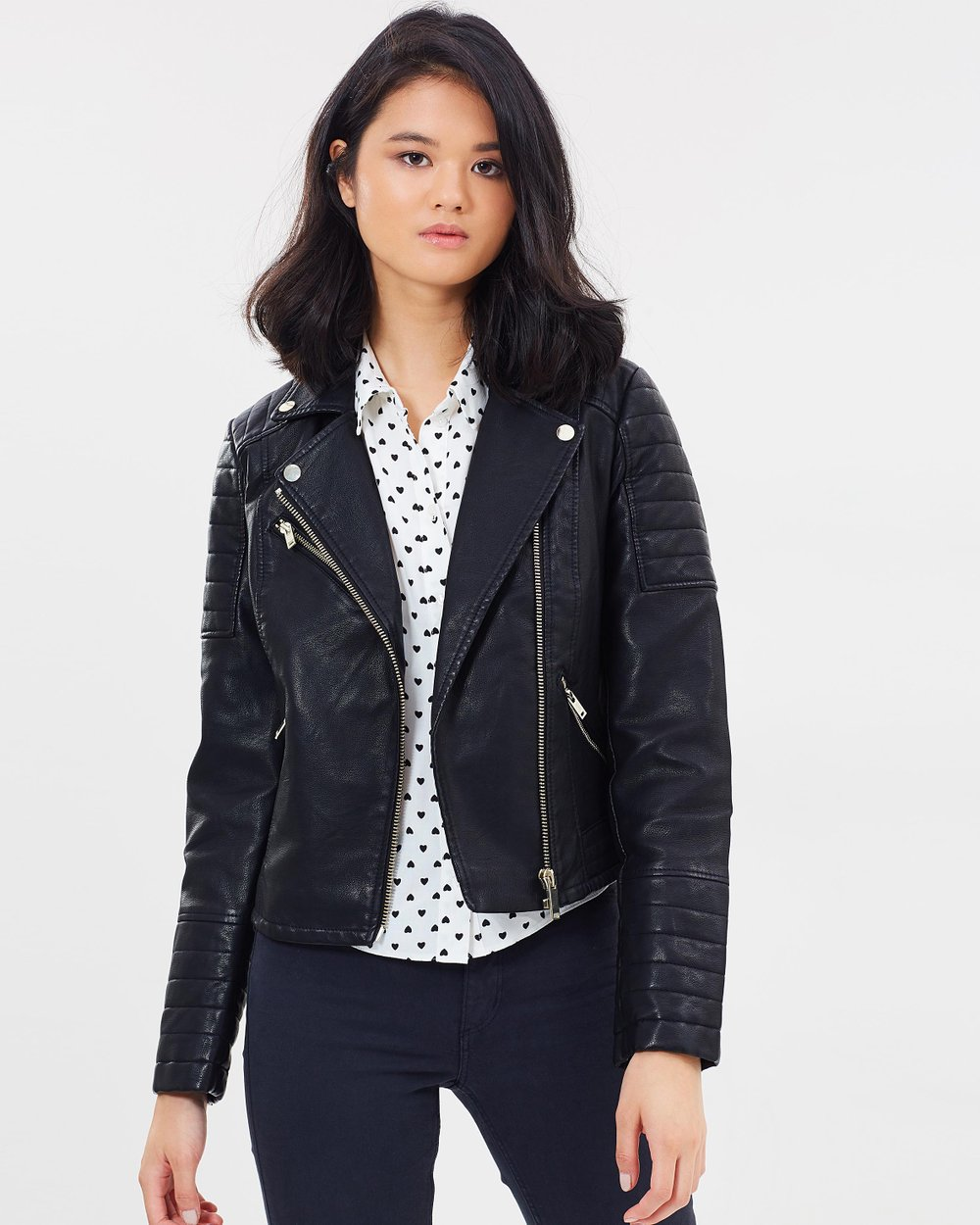 Bella Biker Jacket by Miss Selfridge Online  e65b2d1e04