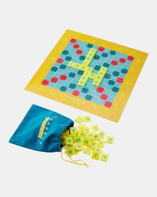 Mattel Games Junior Scrabble - All toys (N/A)