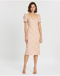 Rebecca Vallance - Stella Midi Dress