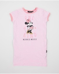 Minnie Mouse T-Shirt Dress - THE ICONIC Exclusive - Kids