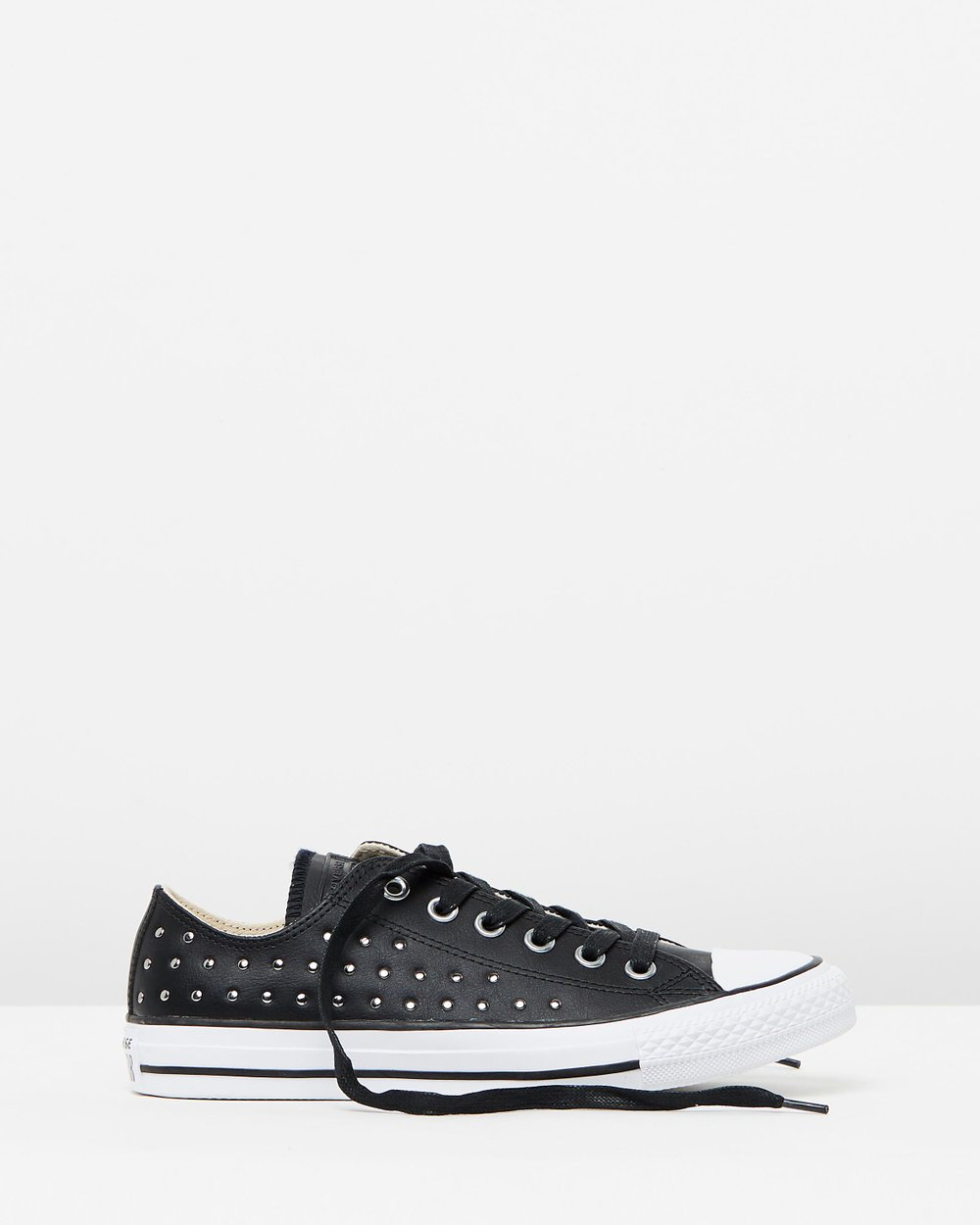 d578d439b210e4 Chuck Taylor All Star Leather Stud Ox by Converse Online