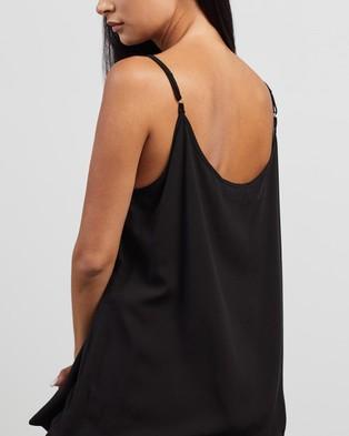 Morrison Oden Cami - Tops (Black)