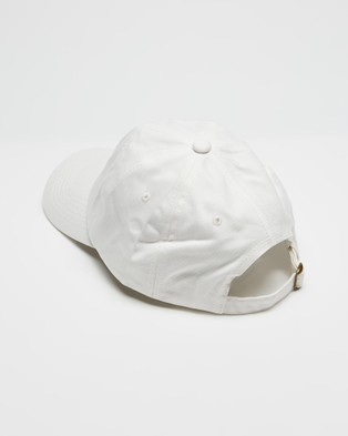 Buba & La Pineapple Cap - Headwear (White)