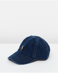Polo Ralph Lauren - Denim Baseball Cap