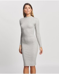 Atmos&Here - Kimberly Midi Knit Dress