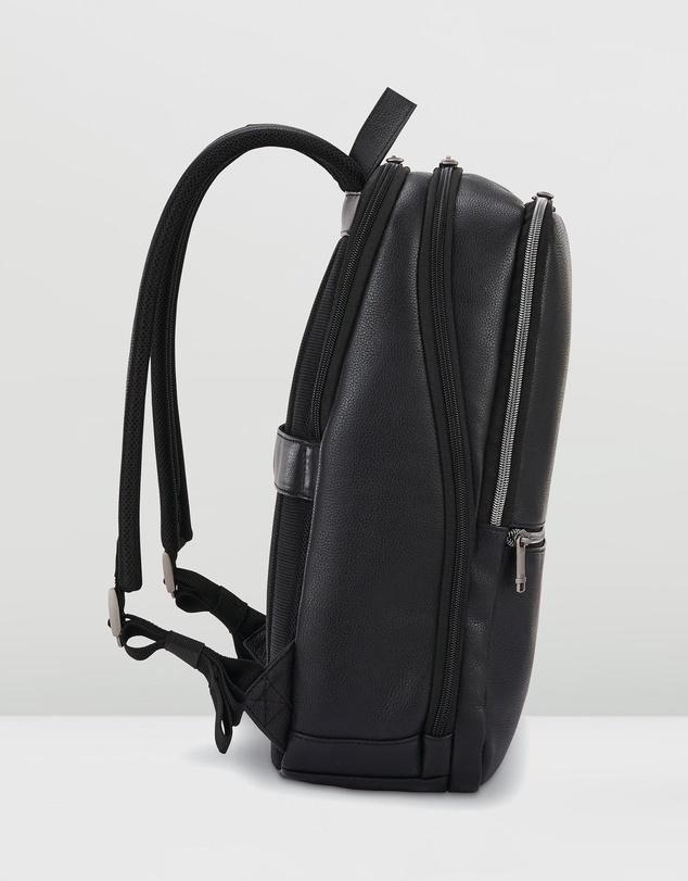 Women Sam Classic Leather Slim Backpack