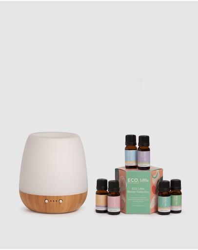ECO. Modern Essentials - ECO. Bliss Diffuser & ECO. Little Blends Collection