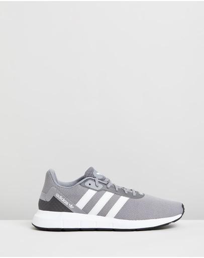 Adidas Originals Swift Run Rf Grey Three Ftwr White & Core Black
