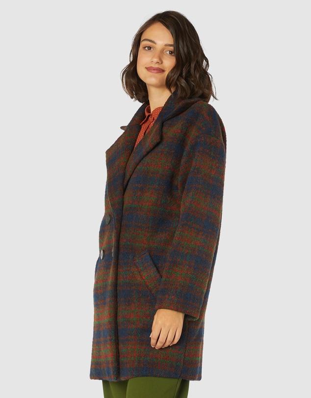 Women Eleanor Coat