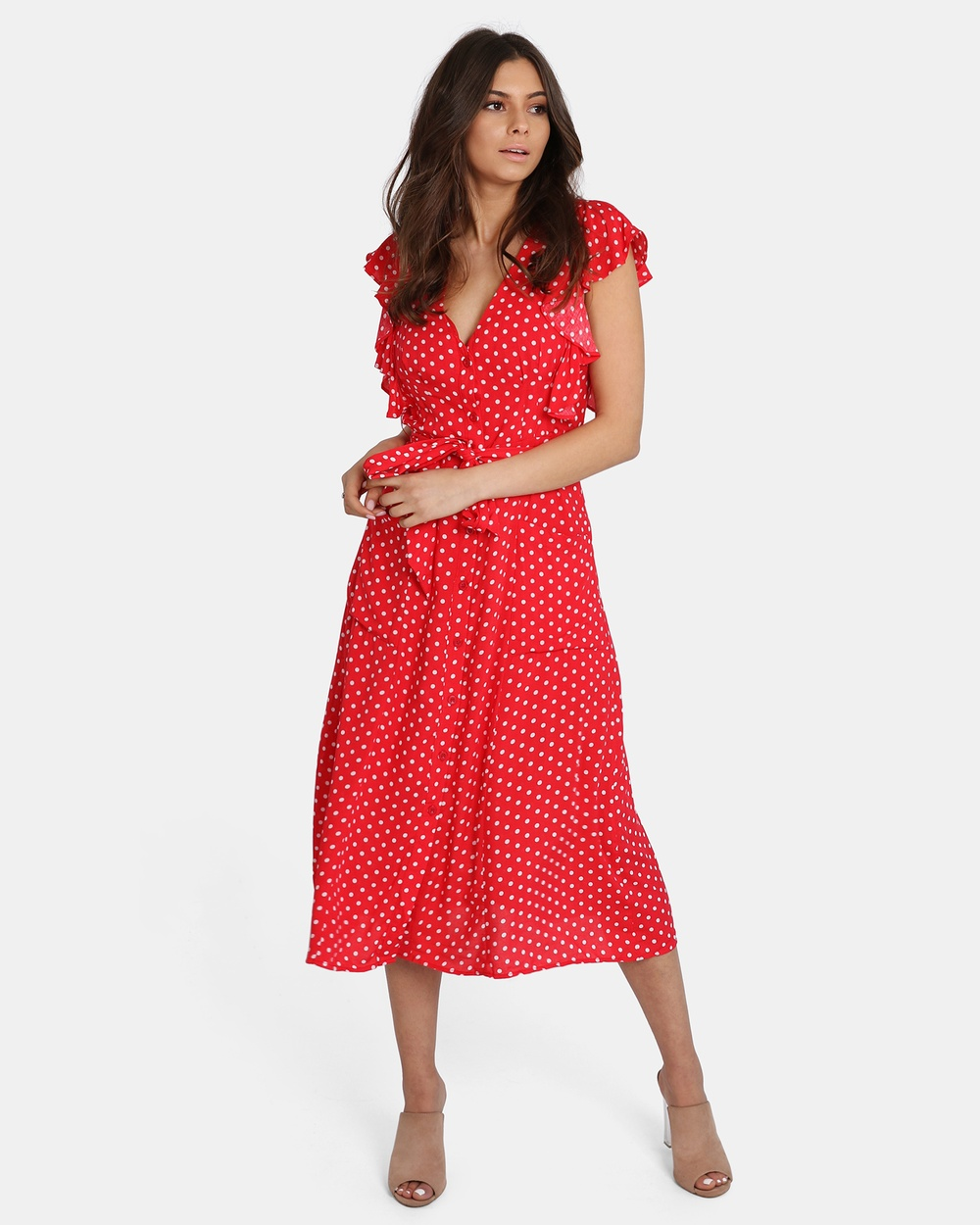 Madison Square Kyree Dress Dresses Red Kyree Dress
