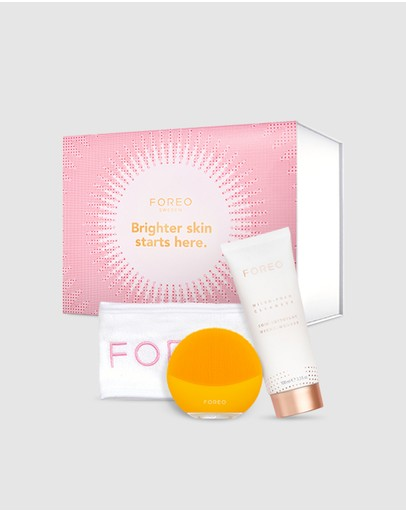 Foreo - Start Clean Gift Set - Sunflower Yellow (Limited Edition)
