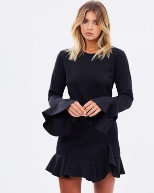 Maurie & Eve – Stay Awake Dress Black