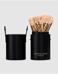 Napoleon Perdis - Happy Holla Days 10-Piece Brush Set