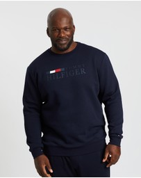 Tommy Hilfiger - Plus Basic Hilfiger Sweatshirt