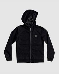 DC Shoes - Youth Water Resistant Hooded Jacket