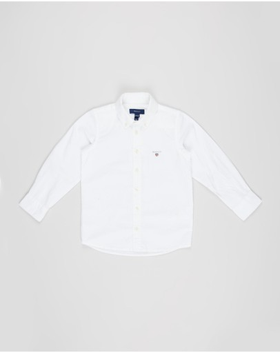 Gant - The Archive Oxford Button Down Shirt - Kids