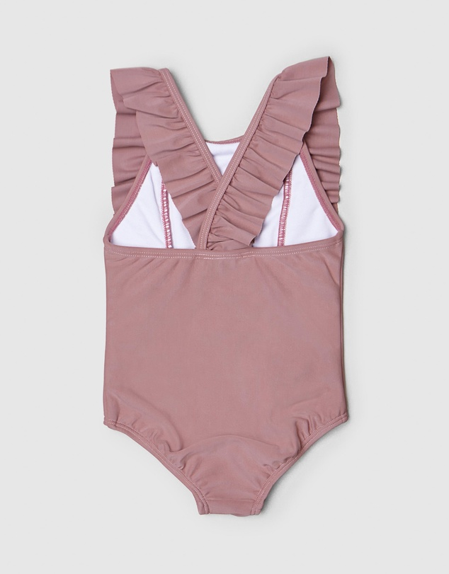 Huxbaby - Frill Swimsuit - Kids