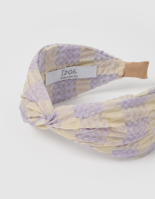 Women Hyacinth Headband