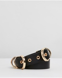 Versace Jeans Couture - Leather Belt