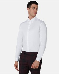 Topman - Long Sleeve Smart Shirt