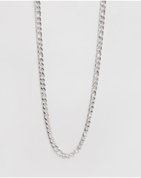 Figaro Necklace - 7mm