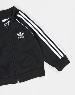adidas Originals Adicolor SST Tracksuit   Babies Kids - Sweatpants (Black & White)