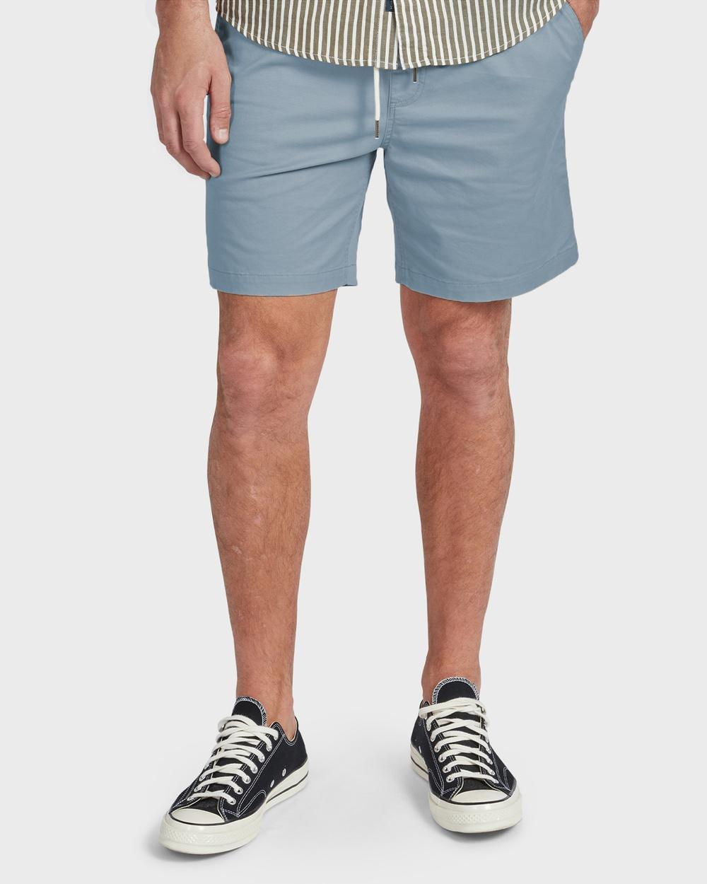 Academy Brand Volley Short Shorts Blue