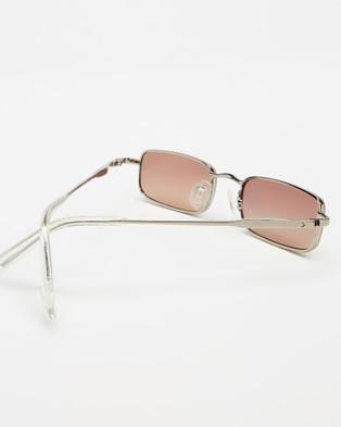 KENDALL + KYLIE Lancer - Sunglasses (Purple)