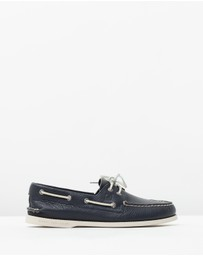 Sperry - AO 2-Eye Leather