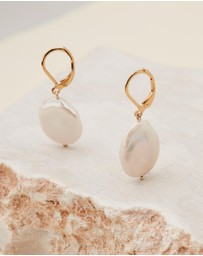 Reliquia Jewellery - Mini Keshi Pearl Earrings