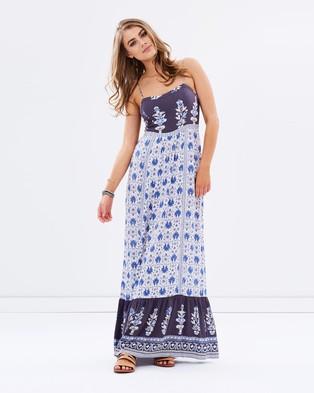 Tigerlily – Lalana Dress – Dresses (Hyacinth)