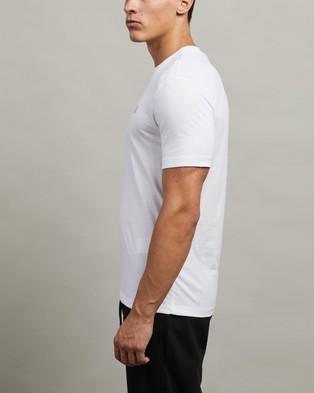 Emporio Armani - The Eagle Brand T Shirt T-Shirts & Singlets (White) T-Shirt